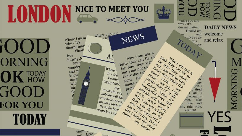 The London press the most popular newspapers and magazines