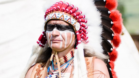 Native American Indian Apparel