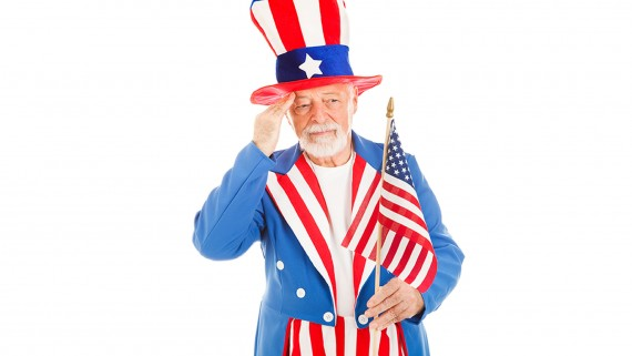 Uncle Sam or Uncle Sam Costume