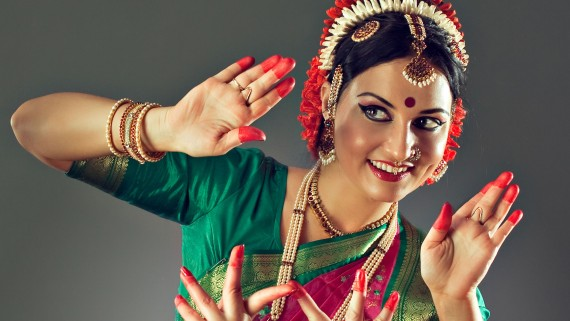 Odissi, the classical dance of India