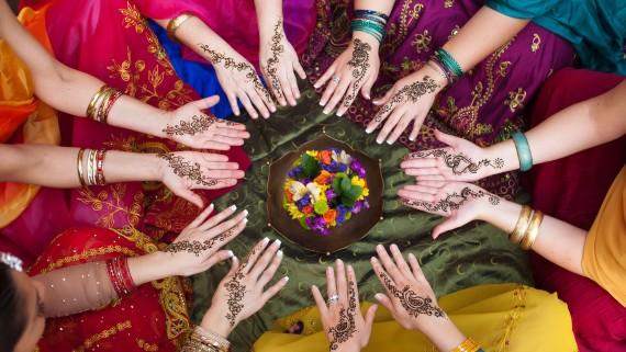 Henna or Mehndi