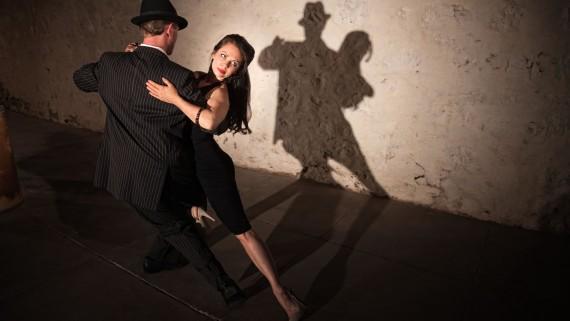Tango ou costume de tango