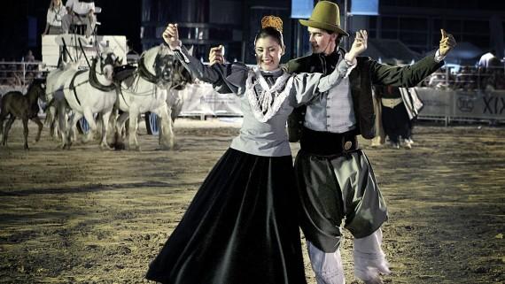 Danse Chacarera (Argentine)