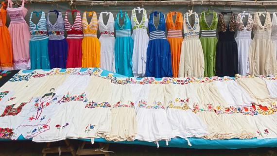 Chichen Itza typical costume