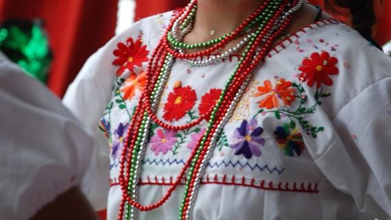 China poblana costume