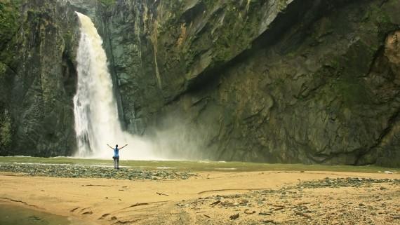 Cascada de Salto Jimenoa Uno, Jarabacoa, Dominican Republic