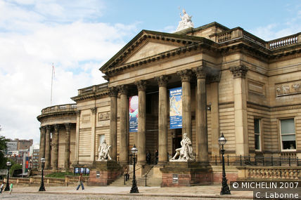 A walk through the museums of Liverpool