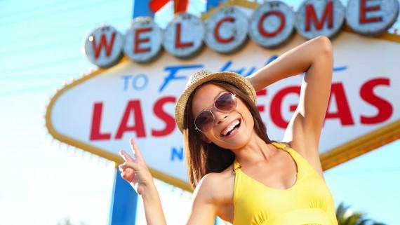 Single trip to Las Vegas