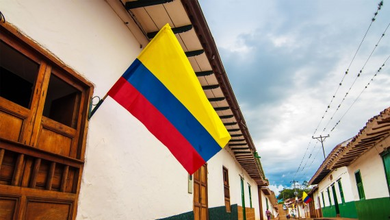 Obtain Colombian nationality