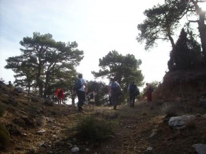 Jaén hiking