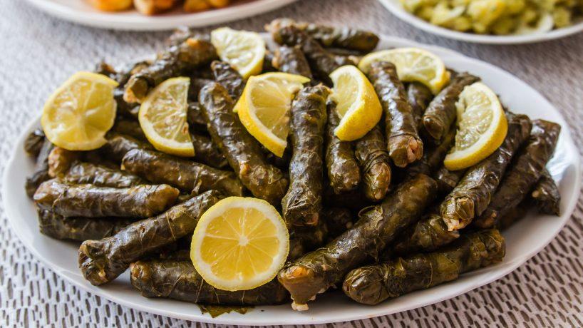 First steps in Arabic food Waraq the vegetarian enab