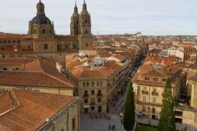 rural tourism in Salamanca houses