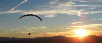 Paragliding Granada