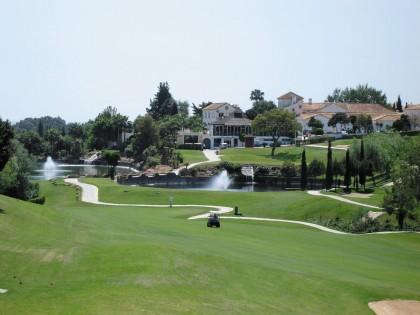 Parcours de golf à Marbella