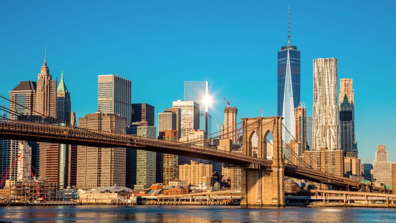 Tourist places in New York