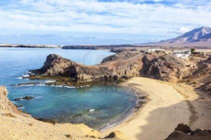 travel to papagayo beach