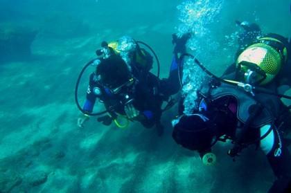 Diving Cabo de Gata