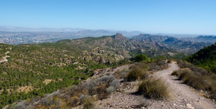 Hiking in Murcia