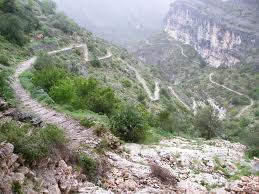 Murcia hiking