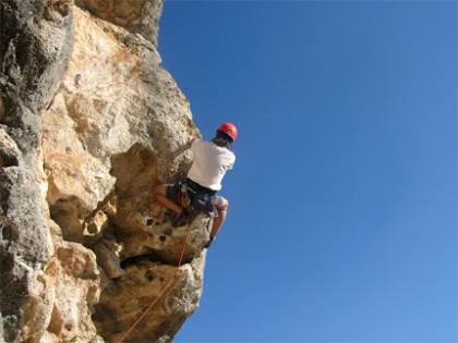 Climb in Barcelona