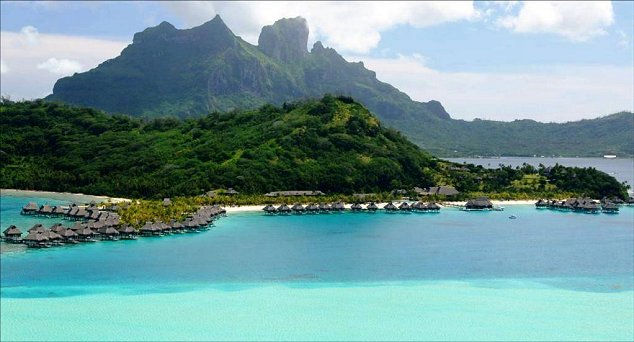 Accommodation Bora Bora