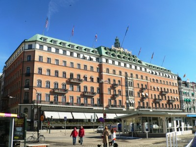 Accommodation Stockholm