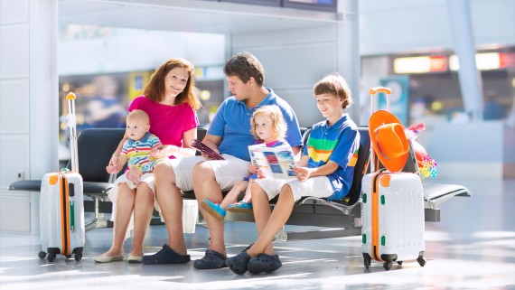 Travel as a family with Air Berlin