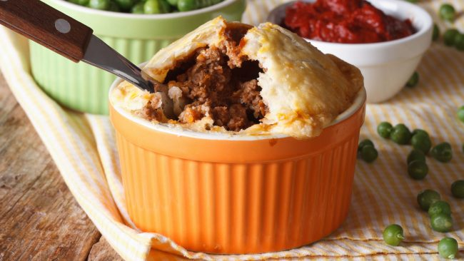 Meatloaf: the national dish of Australia