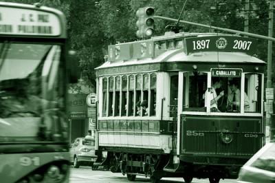 Buenos Aires Historic Tram
