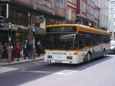 Bus Lugo