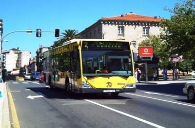 Bus Ourense