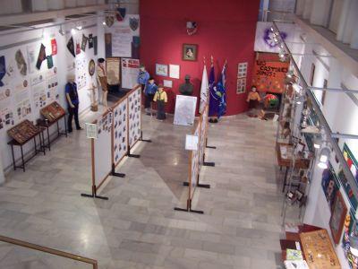 Exhibition at Casa Colón