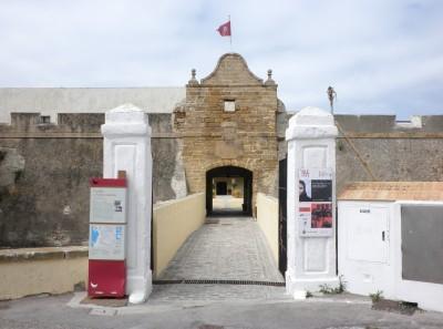 Castle of Santa Catalina de Cádiz