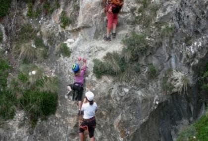 Climbing in Barcelona