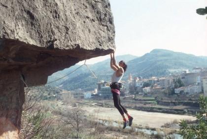 Climbing in Montanejos