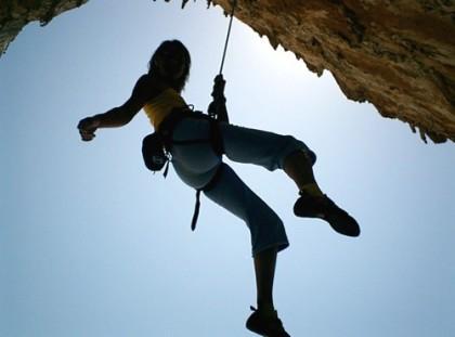 Climbing in Murcia