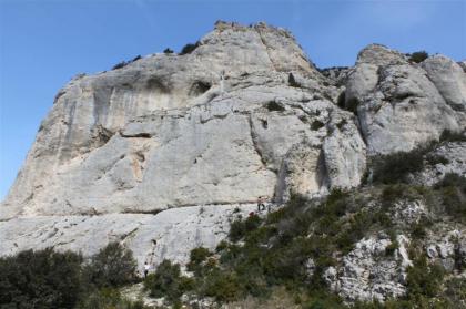 Climbing in Navarra