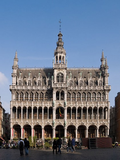 Cultural tourism trip to Brussels
