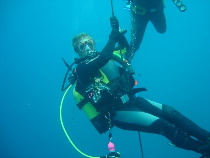 Dive centers in Alicante