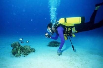 plongée à Malaga