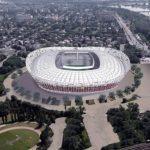 Eurocup stadiums in Poland and Ukraine