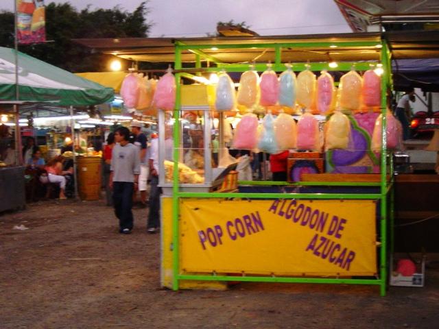 Festivities of San José Costa Rica