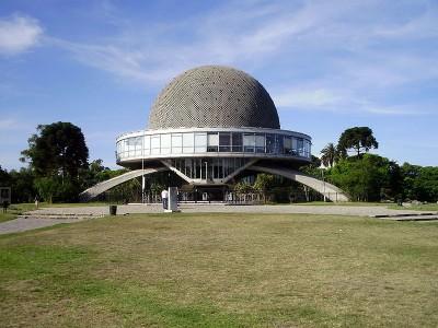 Galileo Galilei Planetarium Buenos Aires