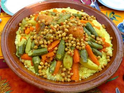 Gastronomy Morocco