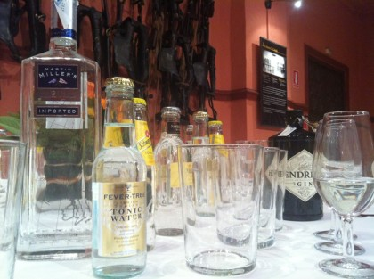 Gin Tonic tastings in Madrid
