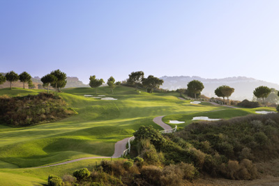 Golf courses in Andalusia