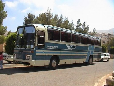 Ground Transportation Jordan