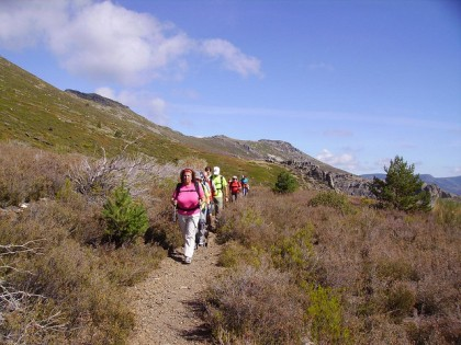 Hiking in Valladolid