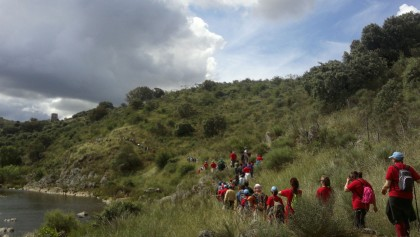 Hiking trails in Burgos