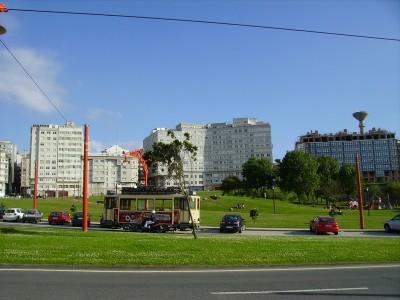 Historic Tram A Coruña